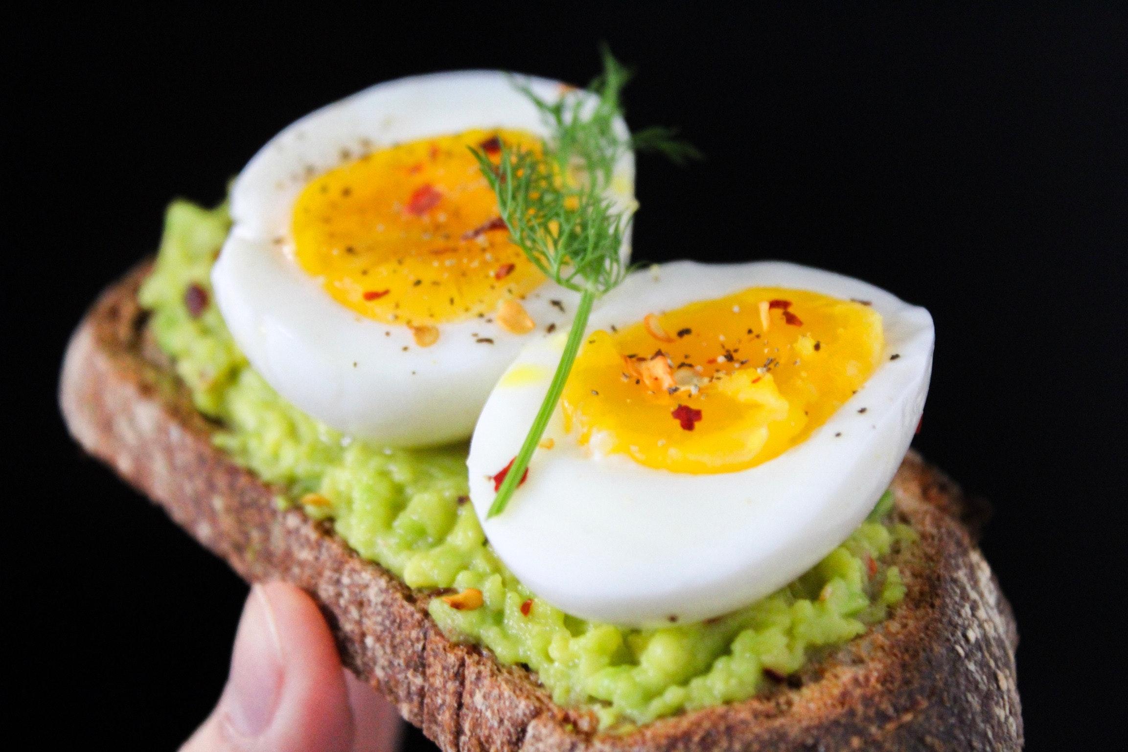 Kooktijd ei