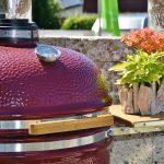 keramische grill