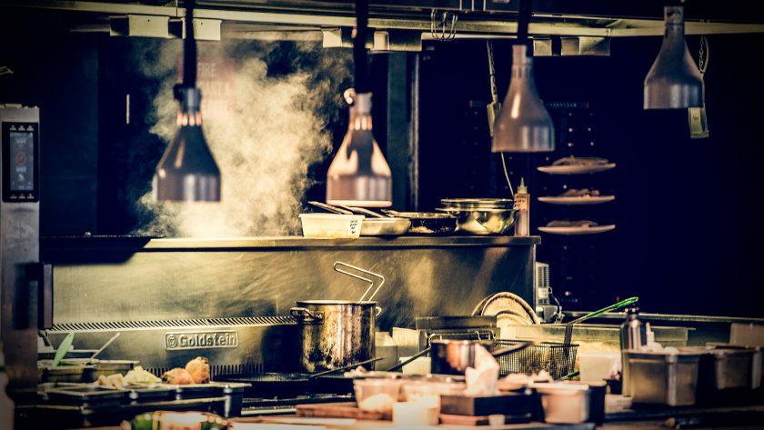 4 Tips Voor Het Inrichten Van Een Horeca Keuken Evo Boek